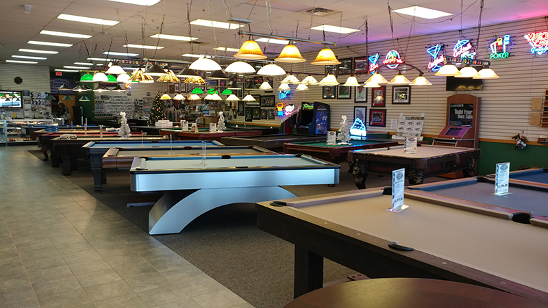 LaBarons Billiards Game Room Supply - Detroit pool table movers